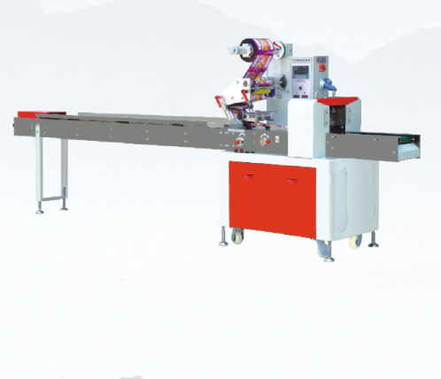 Dual-Frequency Automatc Horizontal packing machine