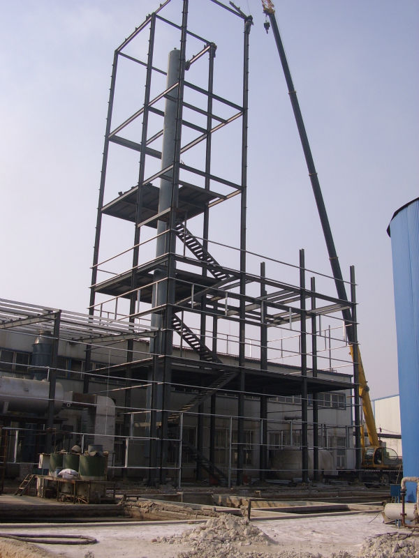 Oil hydrolysis product line