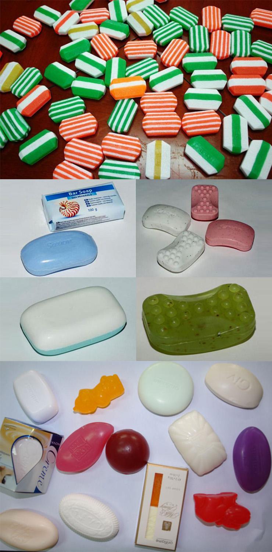 Soap Samples