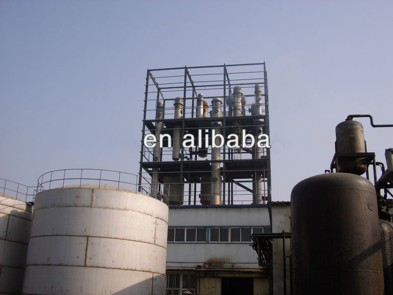oil splitting fatty acid production machine