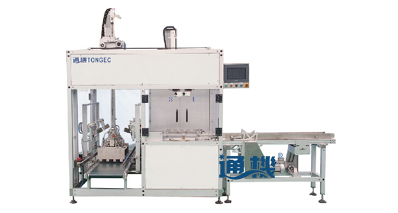 VZX10 Vertical Case Packer